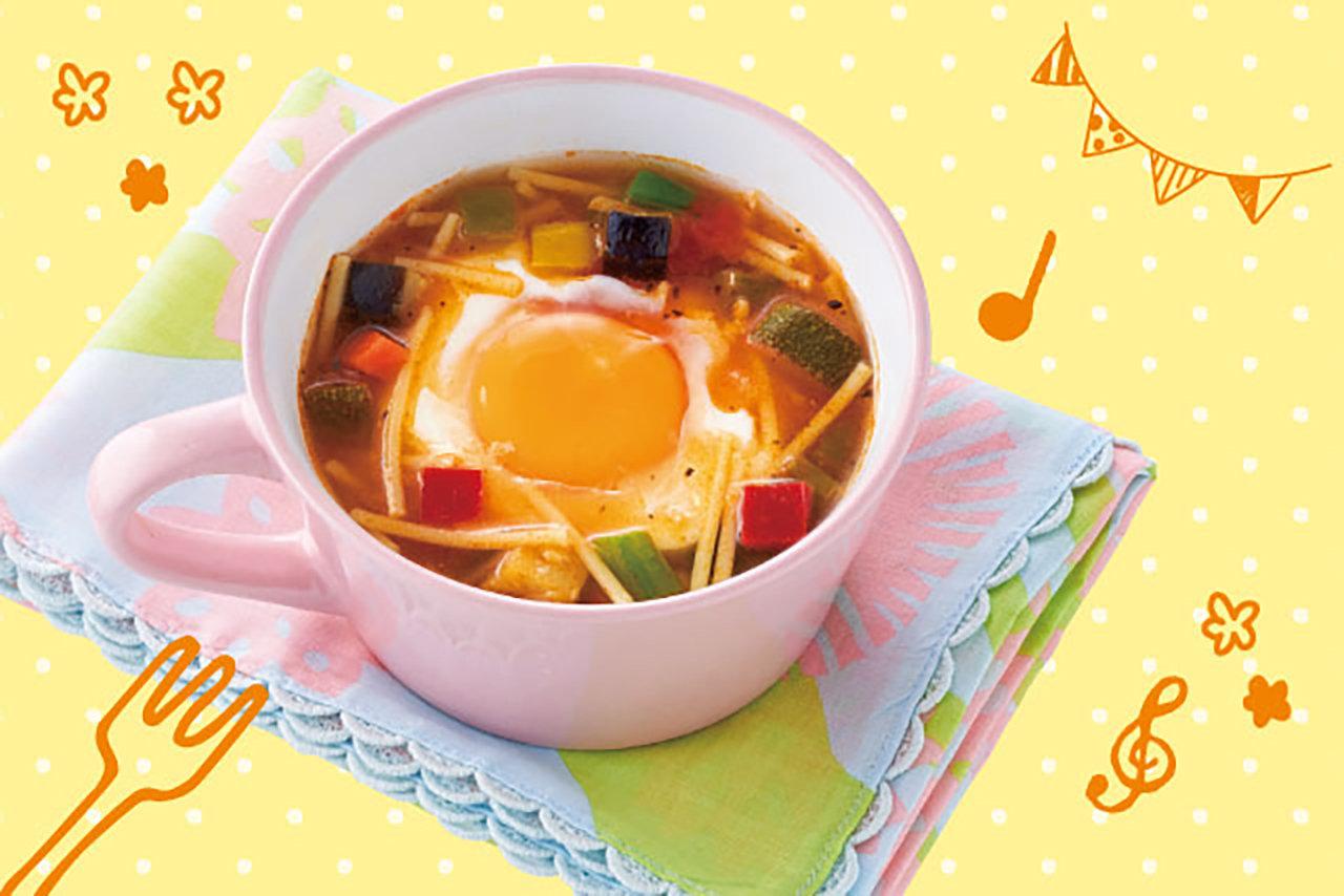 ポキポキスパのかんたんスープ