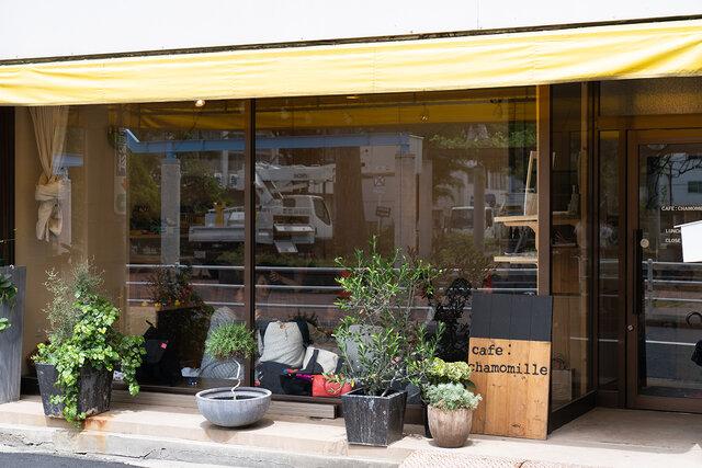 【黒崎】乳幼児連れの味方!「Cafe:chamomille(カフェカモミール)」