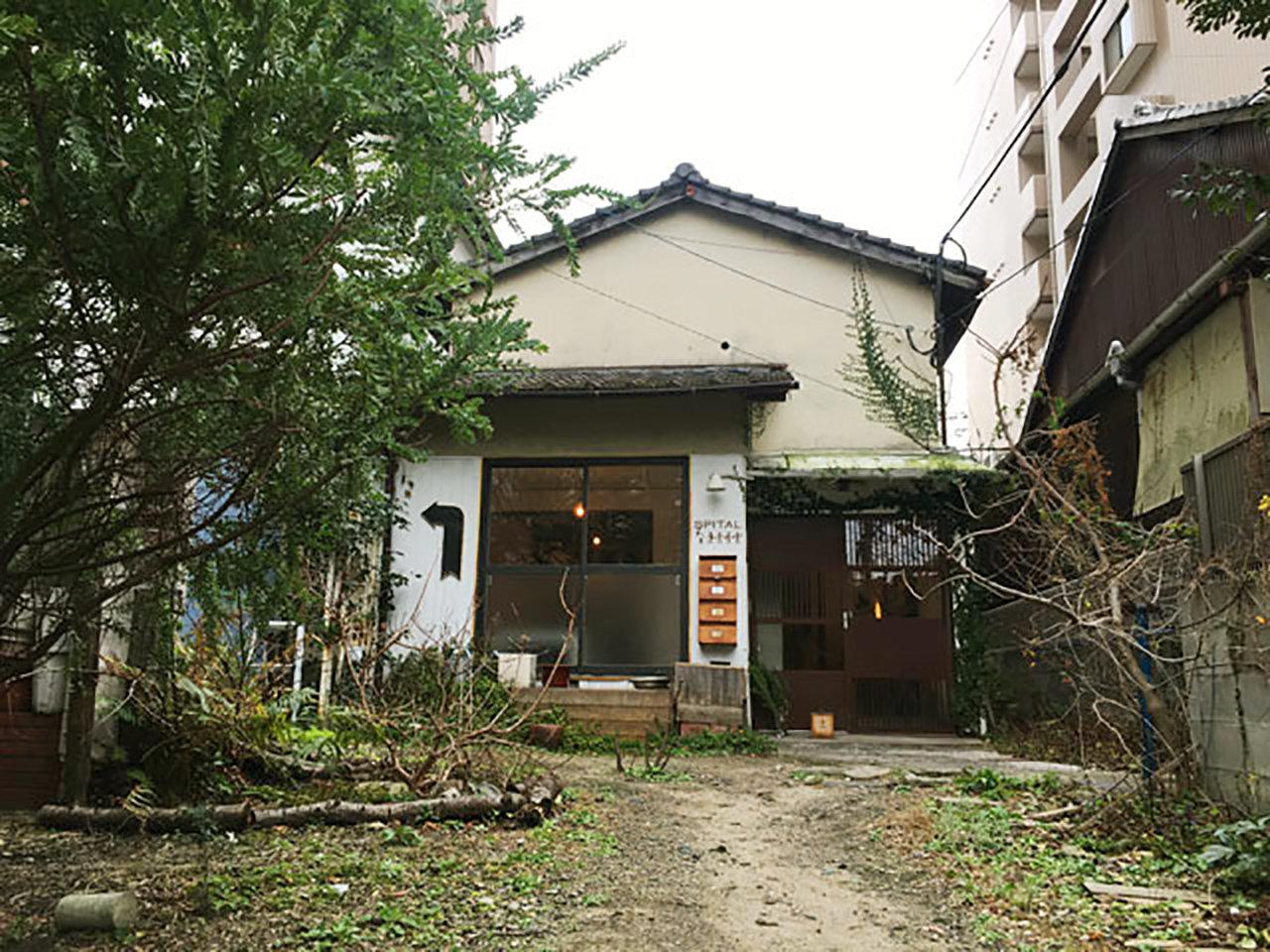 【福岡市東区】「杢moku」 古民家の4畳半で、趣向を凝らしたパスタに舌鼓。