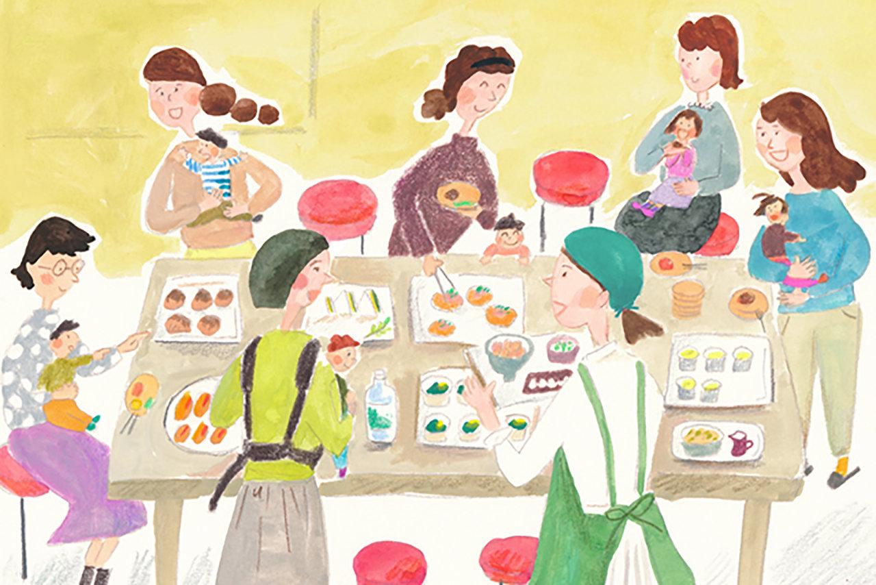 アレルギーっ子の子育て 第2話:除去食作りの日々に出会った仲間たち