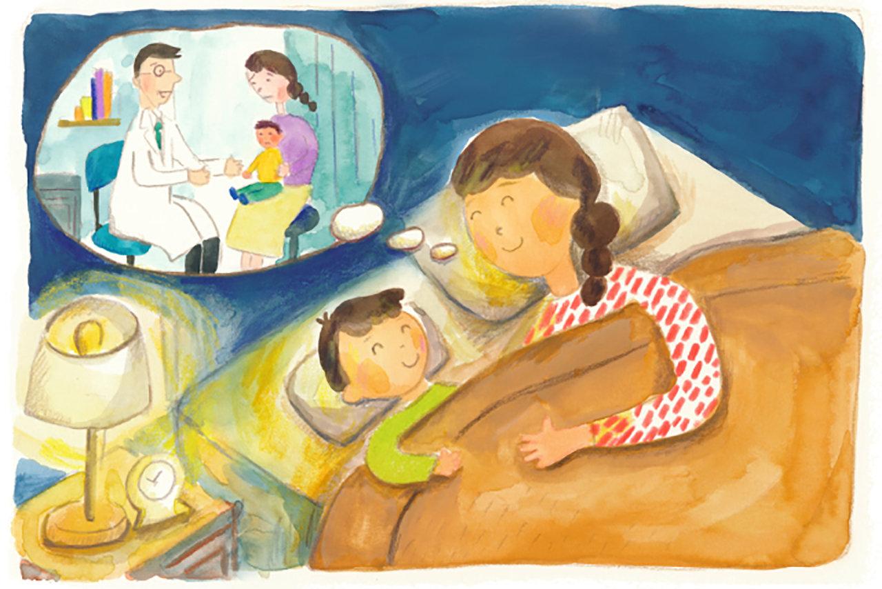 アレルギーっ子の子育て 第3話:人の温かさにふれた日