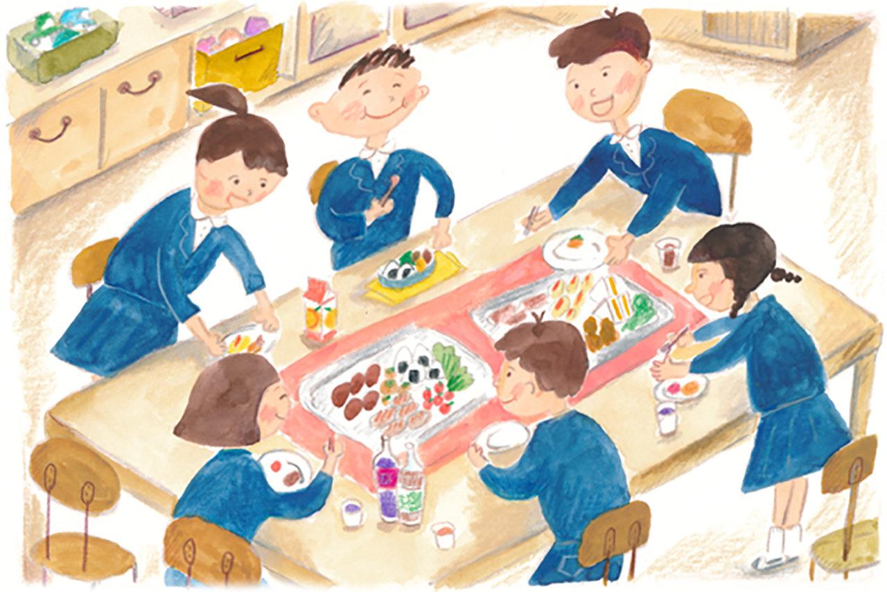 アレルギーっ子の子育て 第4話:アレルギーっ子の幼稚園生活