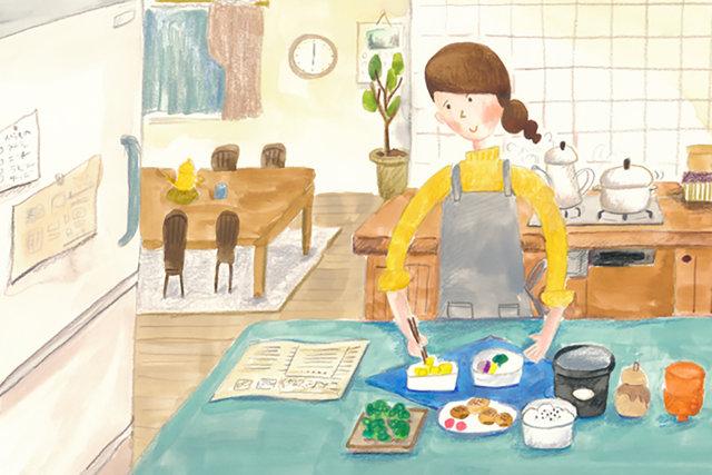 アレルギーっ子の子育て 第5話:アレルギーっ子と学校給食