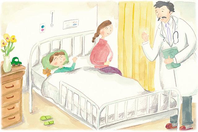 アレルギーっ子の子育て 第8話:主治医との出会い