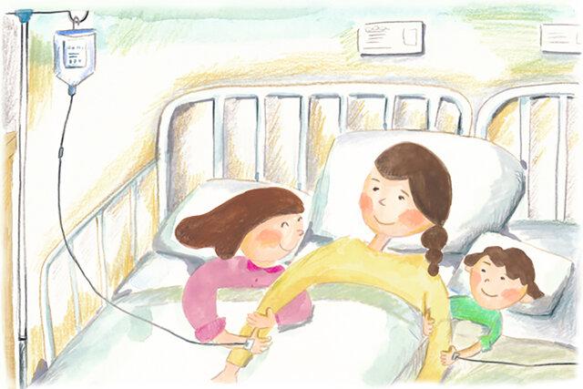 アレルギーっ子の子育て 第12話:我慢させることが多かった、長女のこと