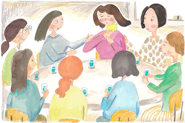 アレルギーっ子の子育て 第13話:同じ悩みを抱える友人との集まり