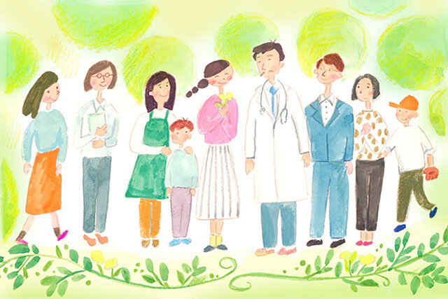 アレルギーっ子の子育て 第14話:最終話 支えになった存在