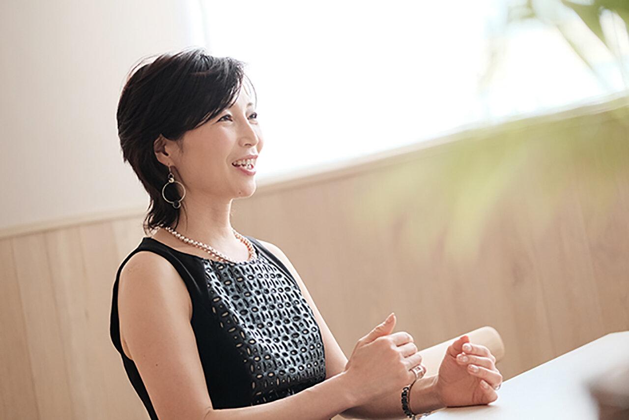 行正り香さんインタビュー 「わが子を、強くたくましく育てるために」第1話
