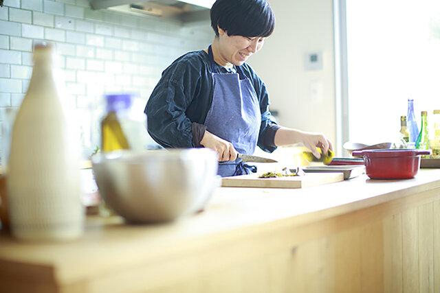 料理家・広沢さんの、気負わない食育 第1話