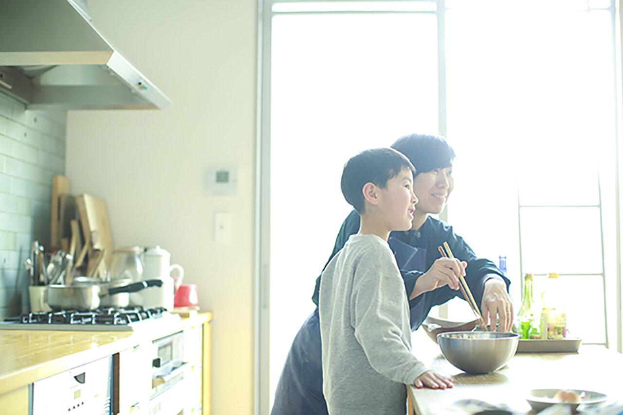 料理家・広沢さんの、気負わない食育 第2話