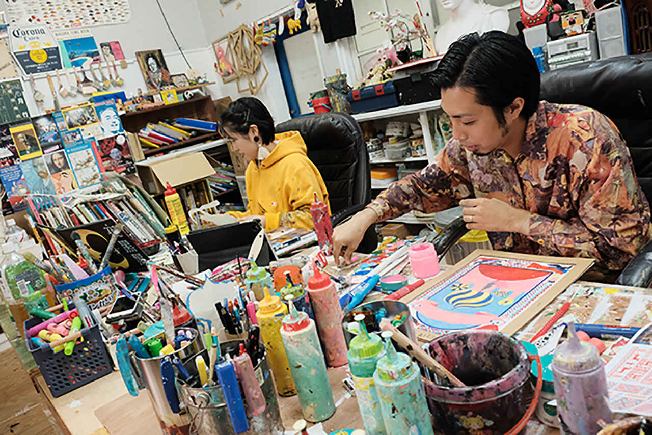絵本作家「ザ・キャビンカンパニー」の、子育ては波乱バンザイ! 第2話