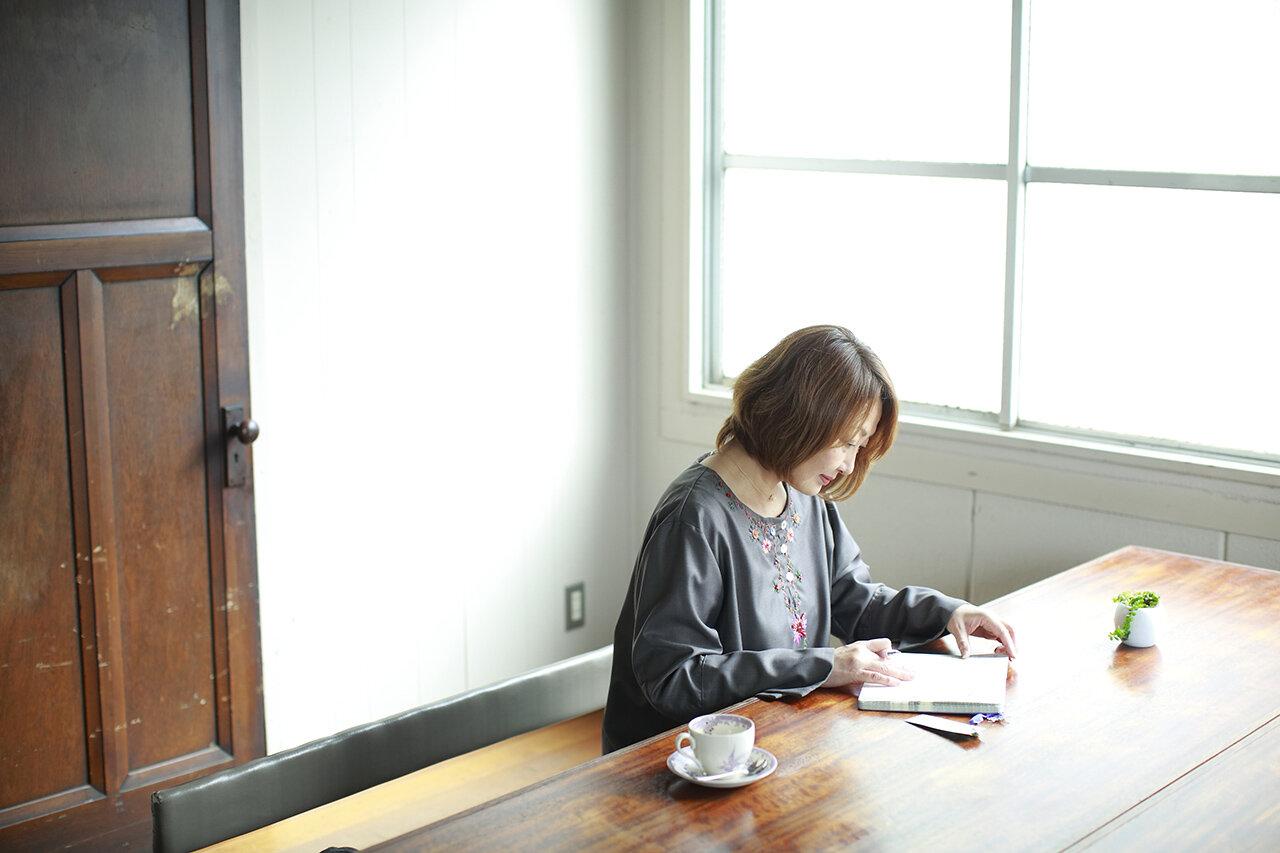 しあわせに気づく、力をつける 3話:願いを次々に叶えるための、手帖の書き方