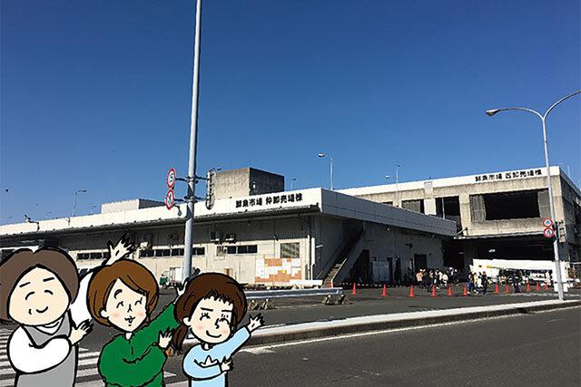 【福岡市中央区】月イチのお楽しみ♪「長浜鮮魚市場市民感謝デー」に潜入