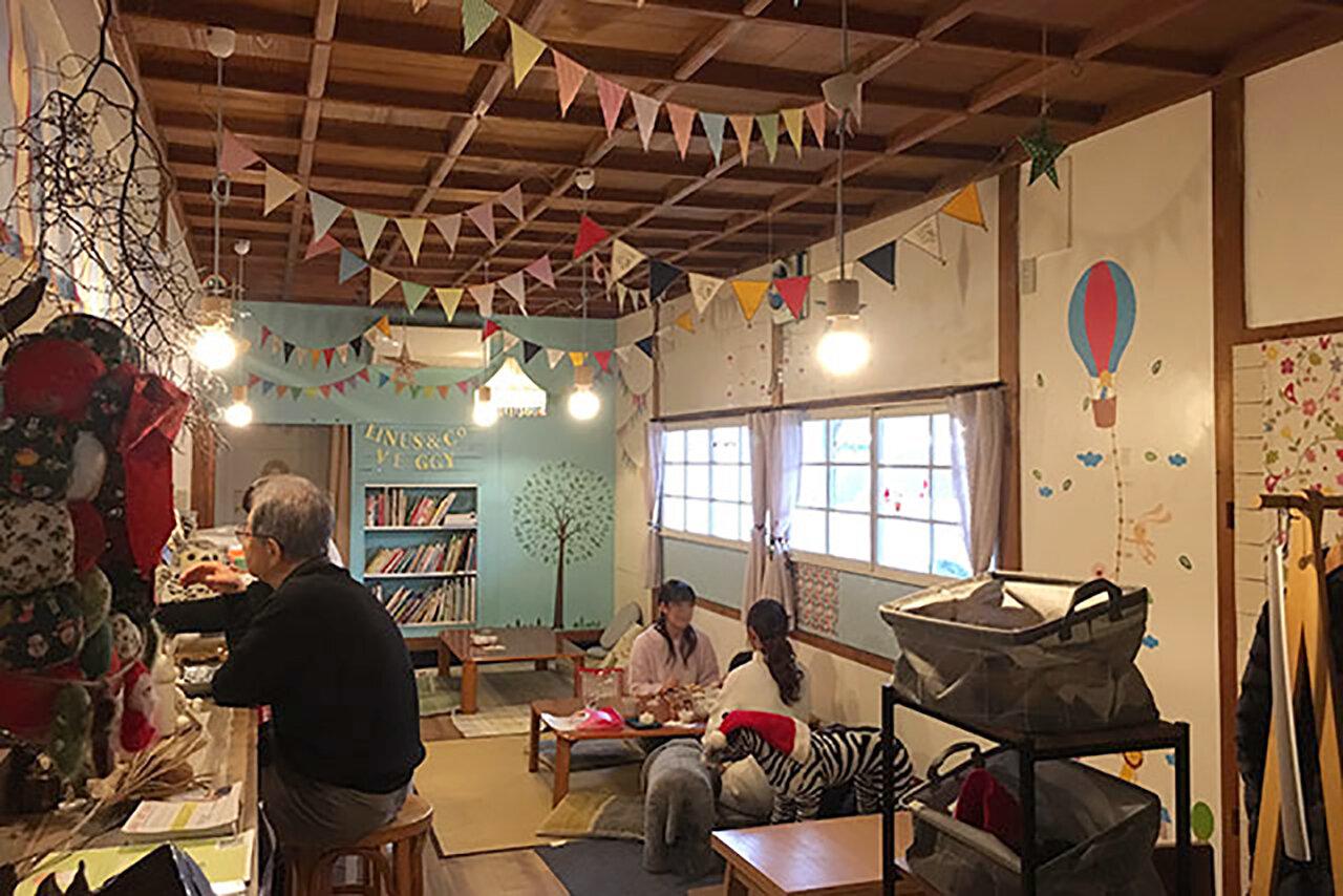 【宗像市】アレルギーのある人も、子育て中の方も、みんなで一緒にホッとできるカフェ「LINUS & Co. VEGGY」