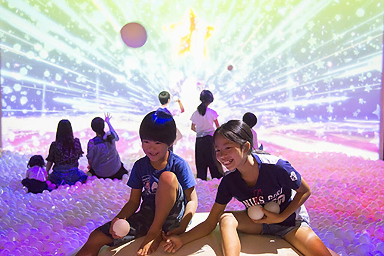 【福岡市西区】次世代型テーマパーク「リトルプラネット」