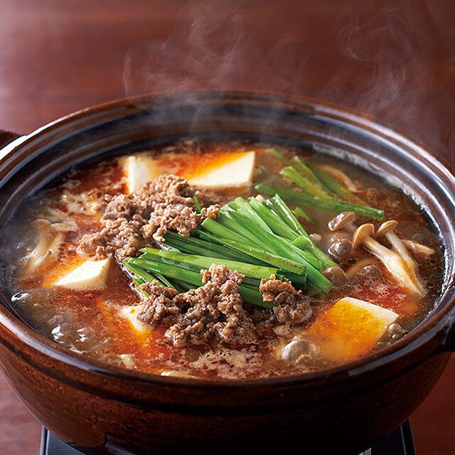 カンタン♪おいしい麻婆鍋