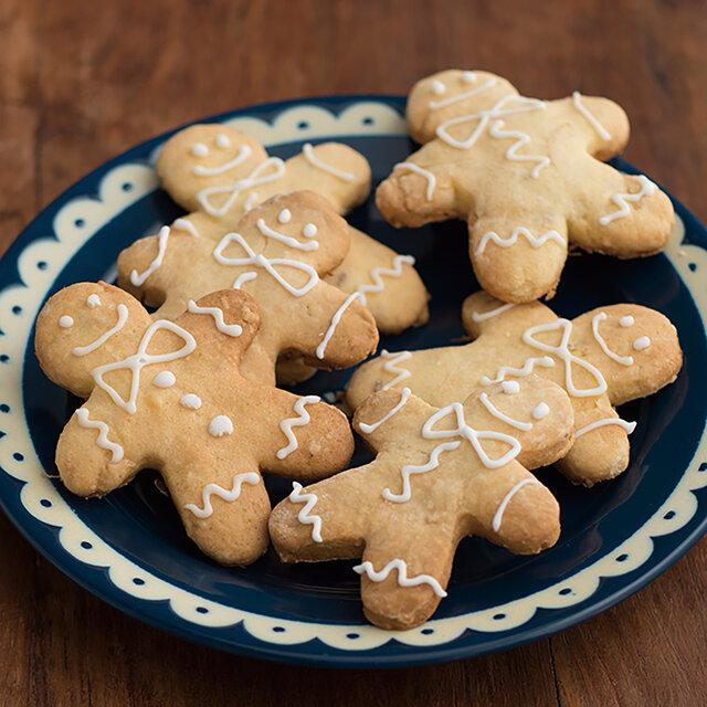 ソフトごまジンジャークッキー