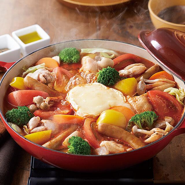カマンベールチーズ鍋