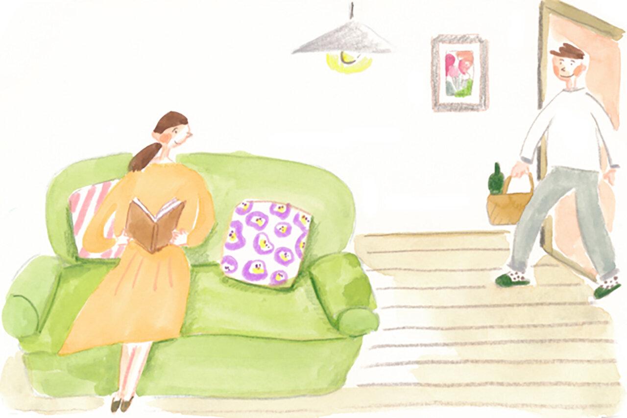 「自分がしたほうが早い」から卒業! 心と時間にゆとりを生む、家事のこなし方 第1話