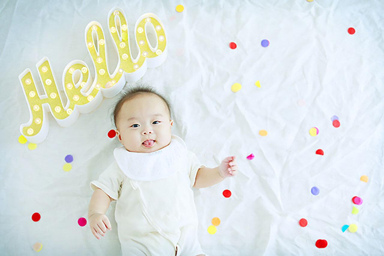 ベストショットを逃さない! 子どもの写真の上手な撮り方 第2話:乳幼児編