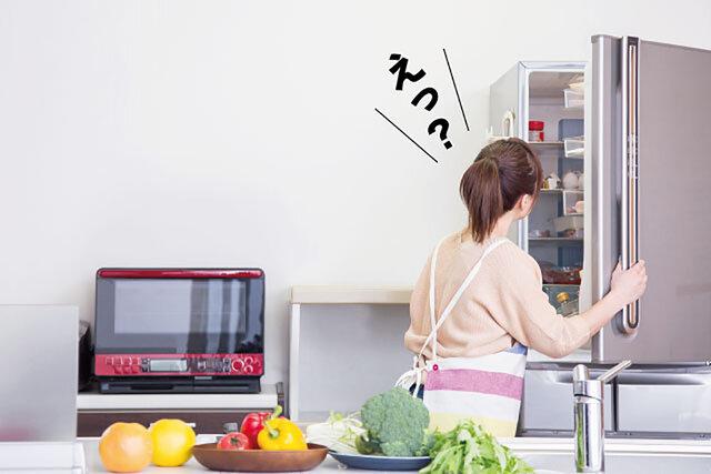 冷蔵庫、詰め過ぎていませんか?