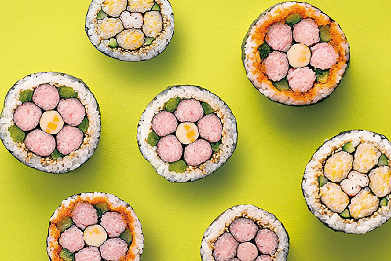 初めてでも上手に作れる!飾り巻き寿司