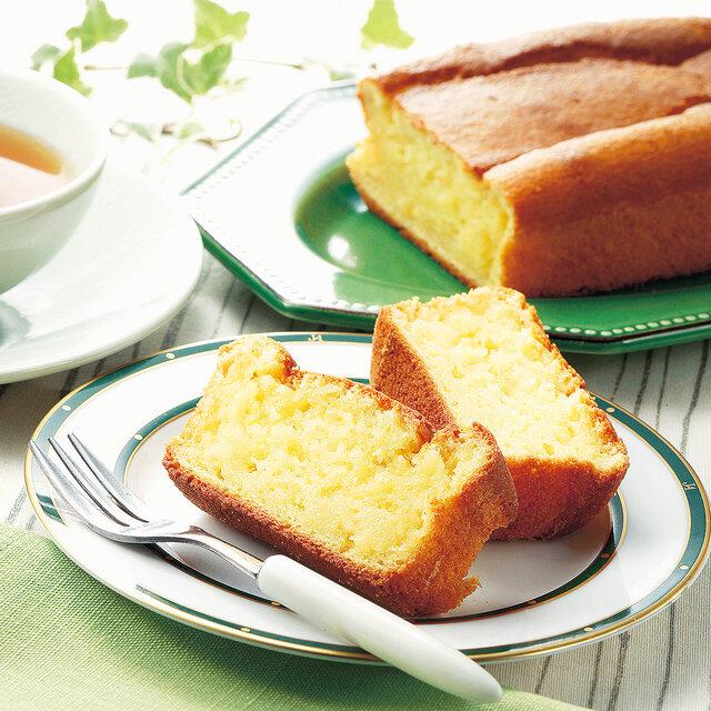 おからのしっとりパウンドケーキ