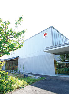 エフコープ商品検査センター「りんご館」