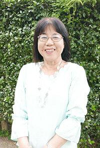 篠澤真喜子(しのざわまきこ)さん