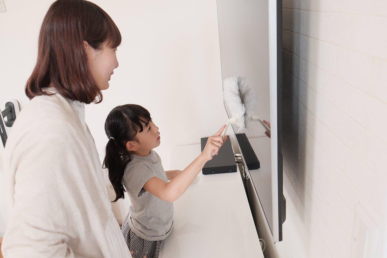 おさよさんの無理せず楽しく、家族で家事シェア② | 子育て応援サイト CHEER!days