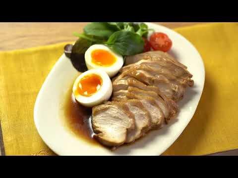鶏チャーシュー - YouTube