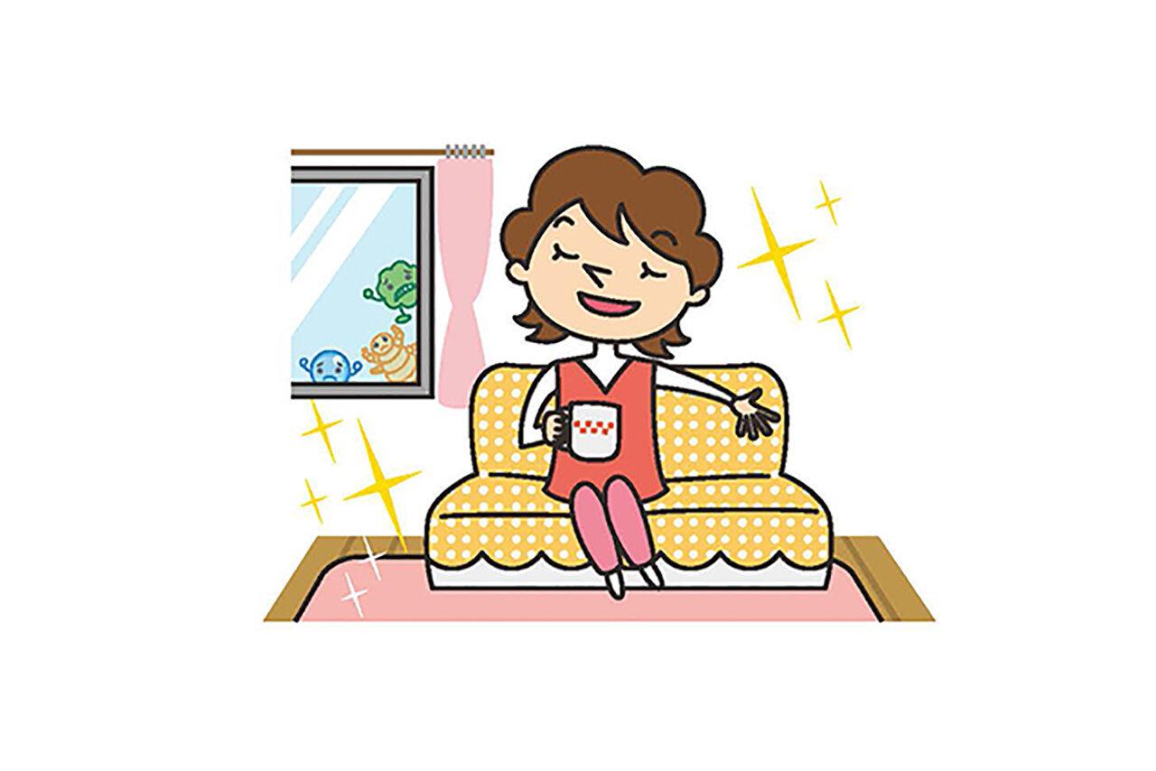 カビ・ダニ防いで快適なわが家に! | 子育て応援サイト CHEER!days