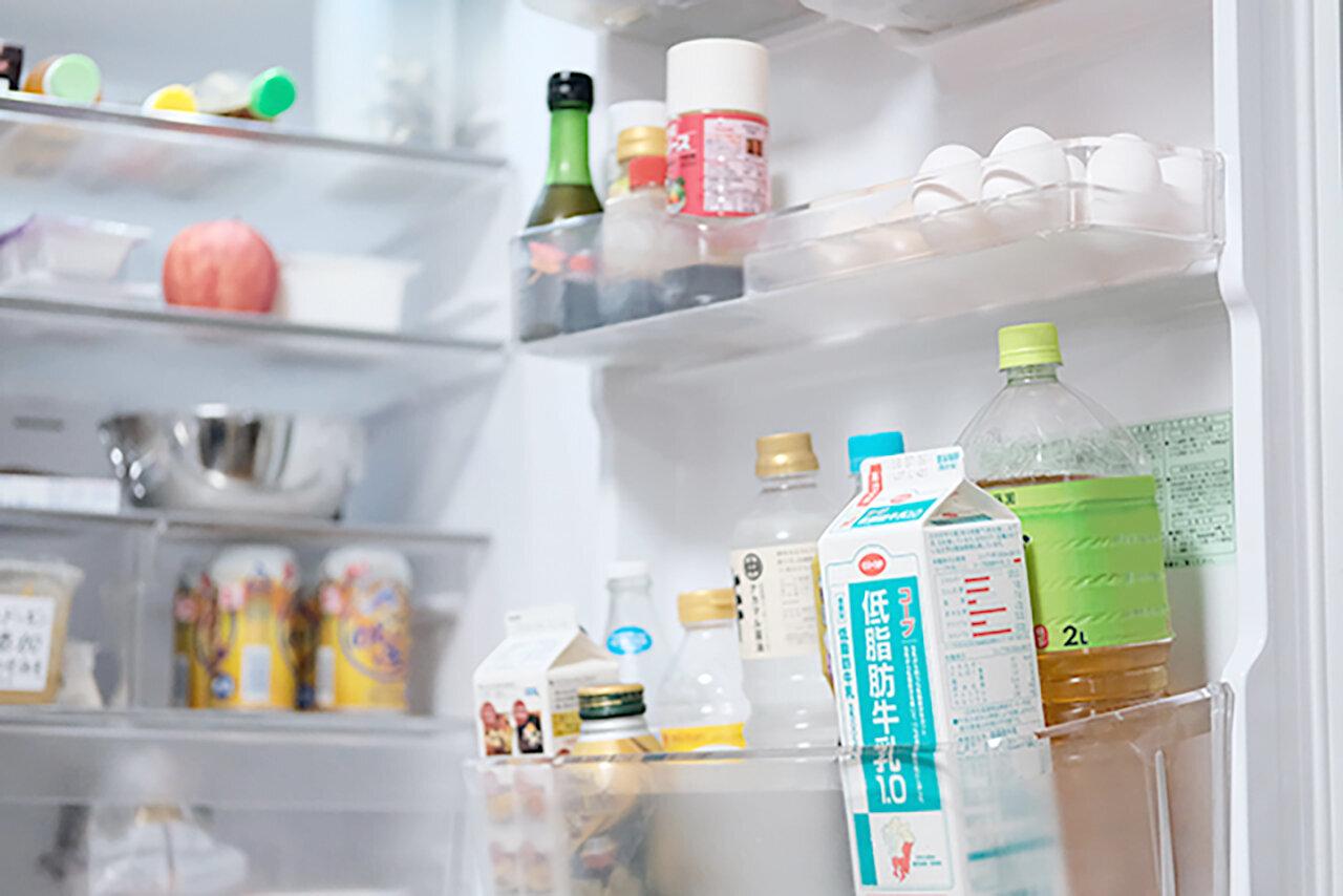 夏は食品と冷蔵庫内の温度変化に気をつけて!