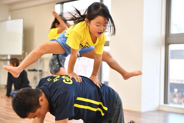 運動神経は6~8歳までに90%形成される