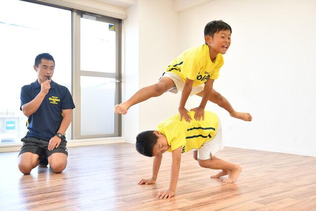 何段もの跳び箱を飛べても運動が得意とは限らない!?
