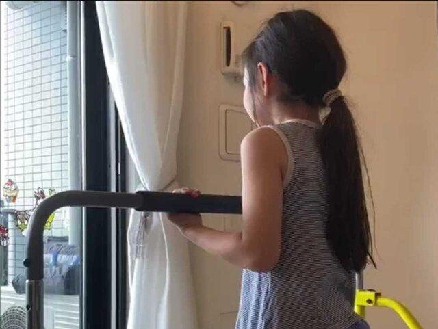 小学校3年生女の子(オンライン体育家庭教師コース利用)の保護者様より