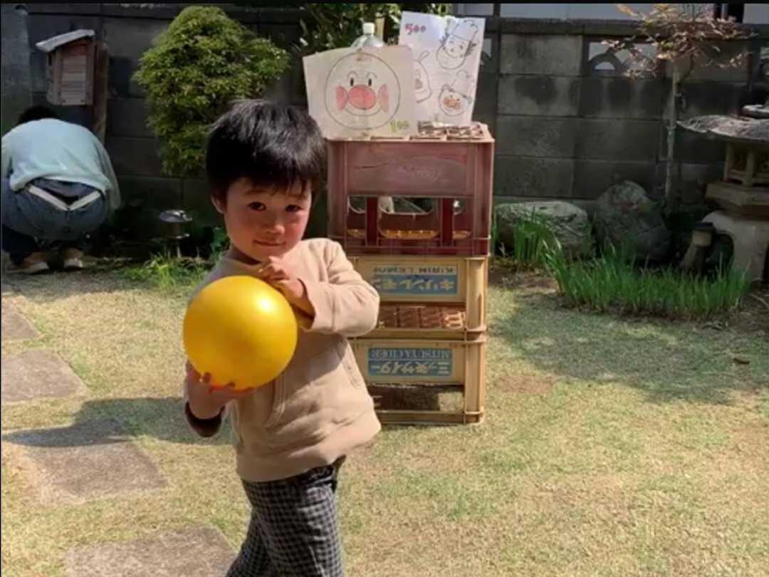 4歳男の子(オンライン体育家庭教師コース利用)の保護者様より