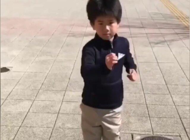 小学校1年生男の子(オンラインパーソナルコーチコース利用)の保護者様より