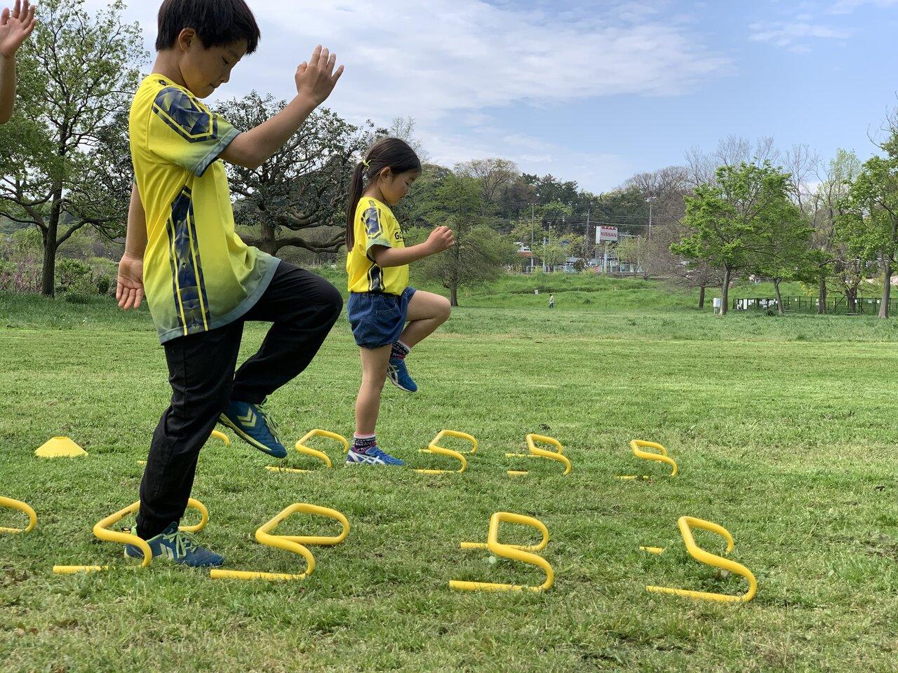 6月度「50m・25m走測定会」&走り方レッスン開催!