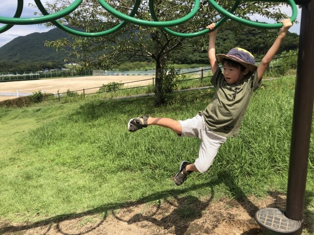 子どもの運動不足問題