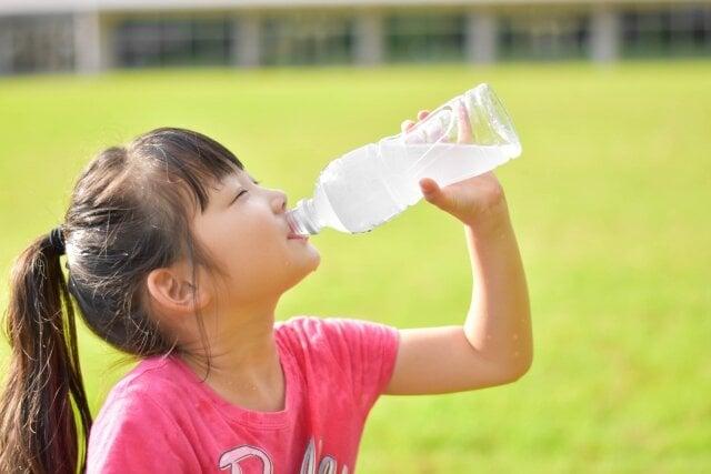 水分補給の豆知識