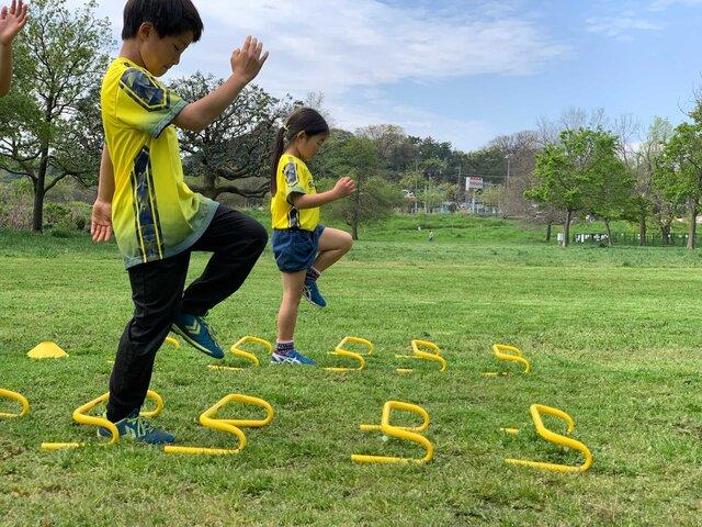 「50m・25m走測定会」測定結果(2021.4.25)