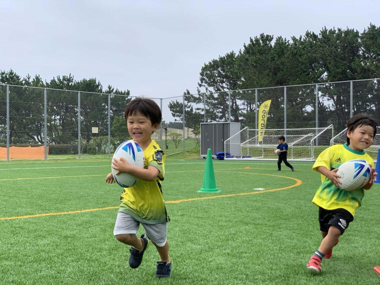 7月・8月 ビーチラグビー体験・練習会開催!