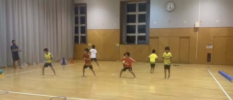 【運動教室】競技の枠を越えて運動神経向上を目指しています!