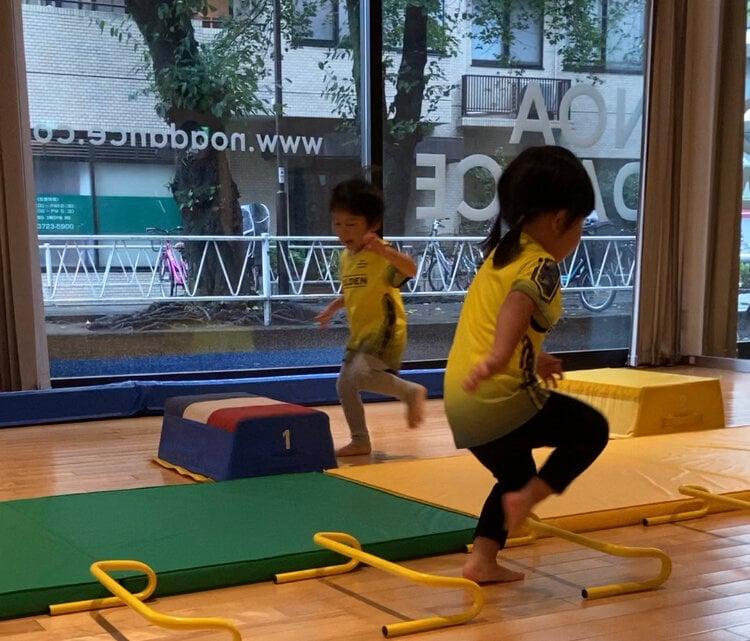 【運動教室】今だからこそ伸ばしたい能力をしっかり伸ばす!