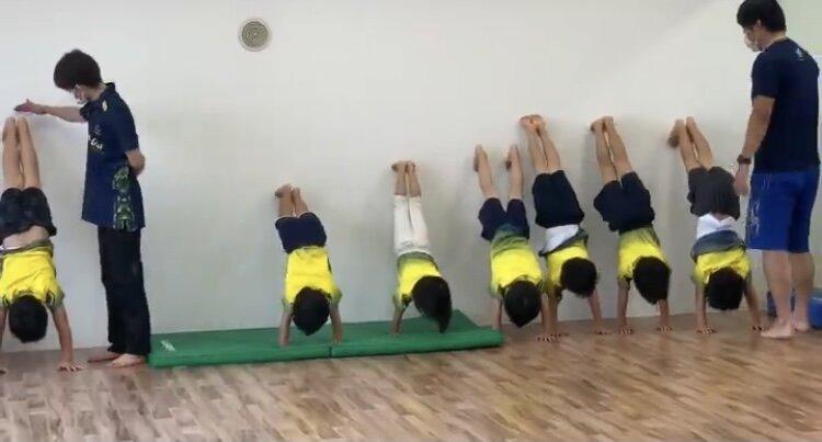 【運動教室】6歳までに運動神経をしっかり育成しましょう!