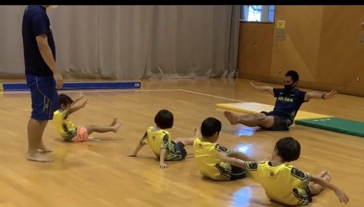 【運動教室】全てのスポーツの土台となるトレーニング!