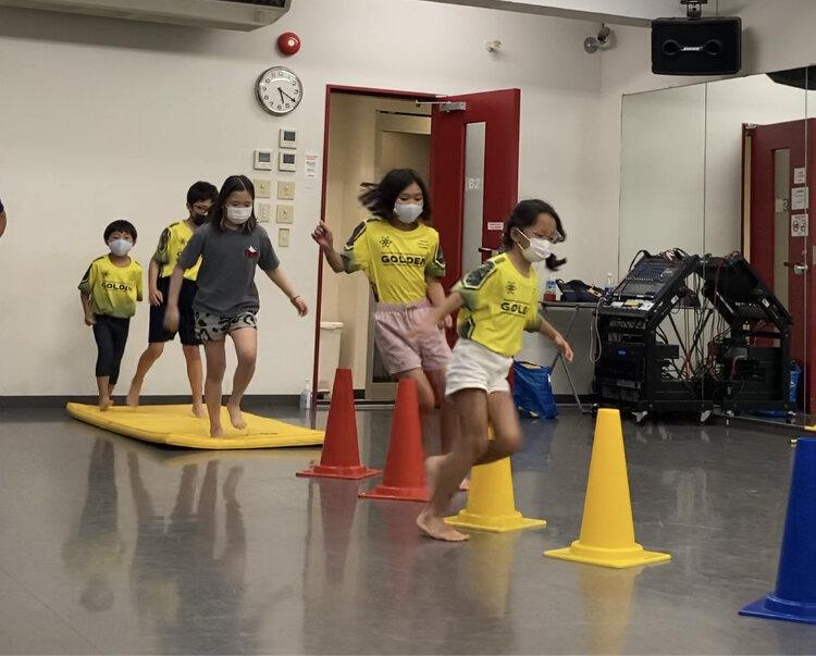 【運動教室】動きの切替えは素早く!そして滑らかに!
