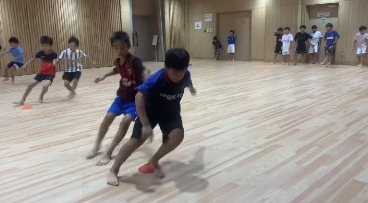 【FC.ゴールデン】運動能力開発プログラムが行われました!