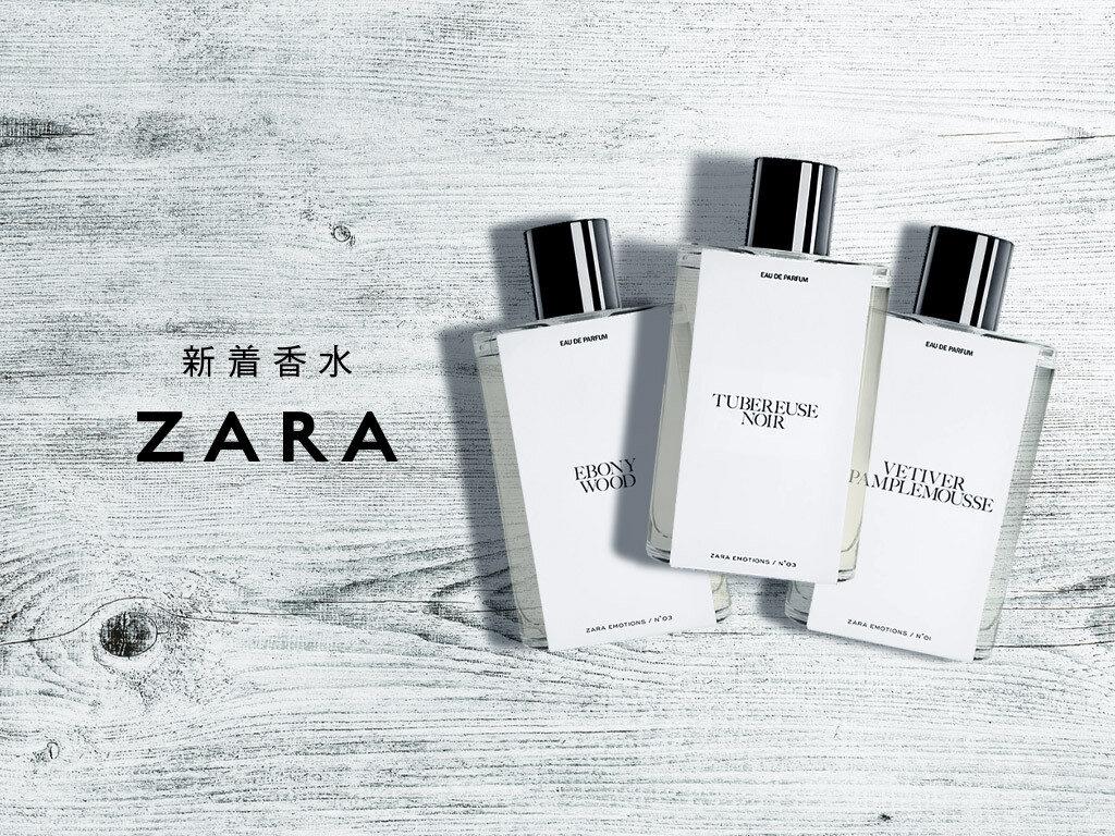 「ZARA × Jo LOVES」の話題のコラボ香水を追加しました!!